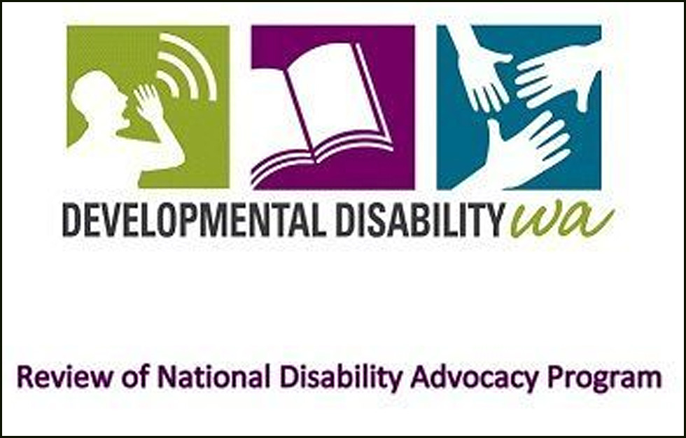 The Future of Advocacy – funded by The National Disability Advocacy Program (NDAP)