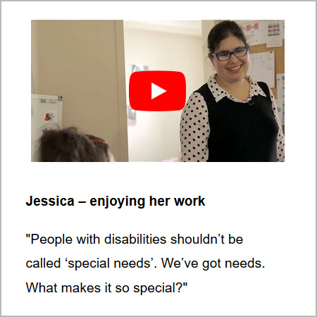 """Shared Stories"" from the NSW Council for Intellectual Disability"