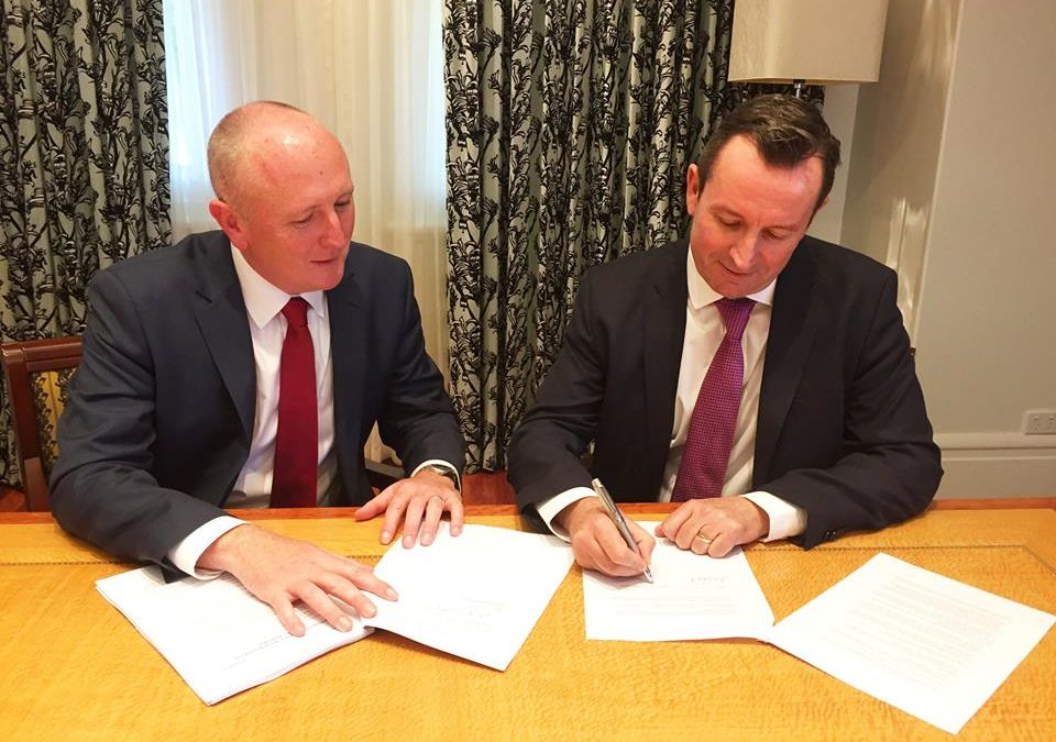 DDWA and PWdWA welcome announcement by McGowan Government