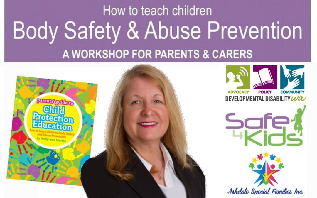 How to Teach Children Body Safety & Abuse Prevention:  Pearsall