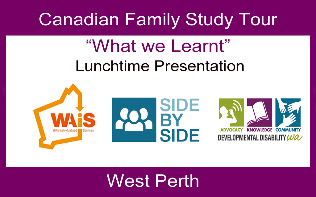 "Canadian Family Study Tour ""What We Learnt"" Presentation"