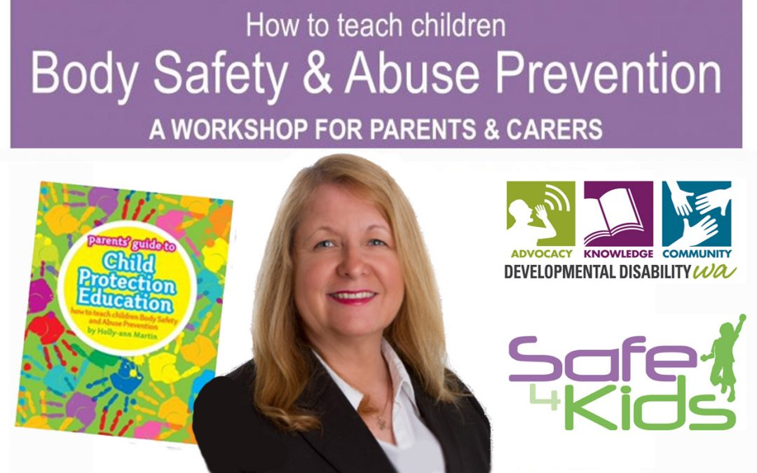 How to Teach Children Body Safety & Abuse Prevention:  Bunbury