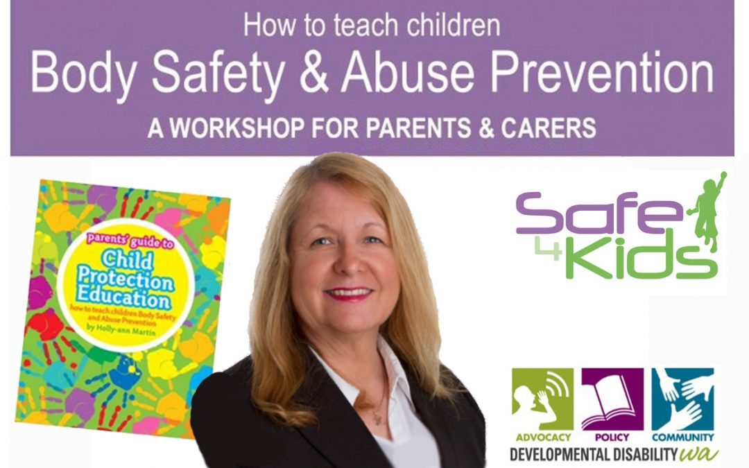 How to Teach Children Body Safety & Abuse Prevention:  Bibra Lake
