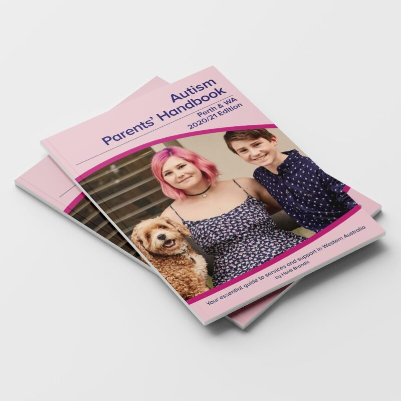 Autism Parents' Handbook cover