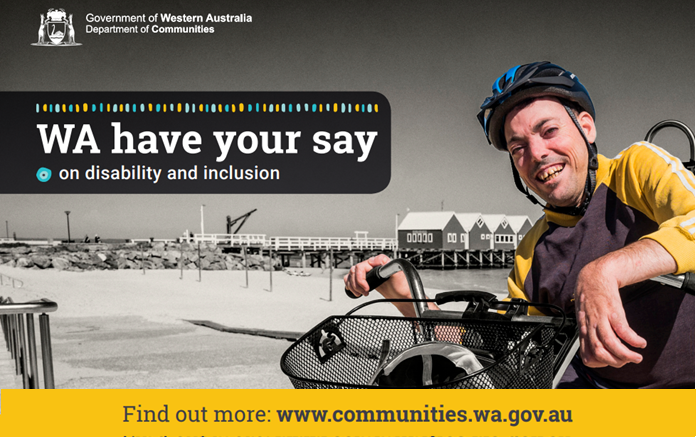 Department of Communities: WA State Disability Plan