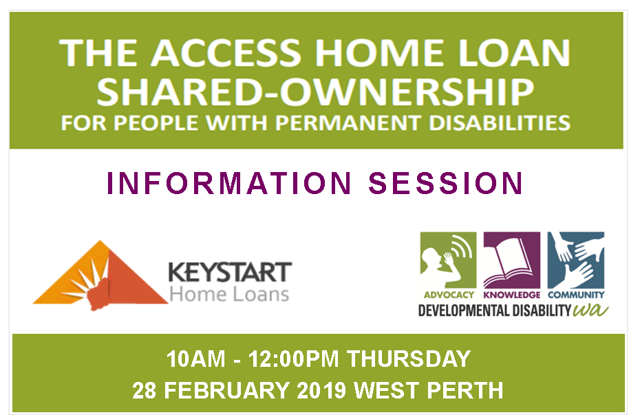 The Access Home Loan Shared-Ownership: Information Session