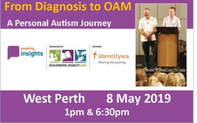 """From Diagnosis to OAM"" with Daniel and Daryl Giles"