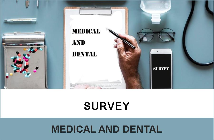 Medical and Dental: Survey