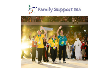 Family Support WA: Organisation Member