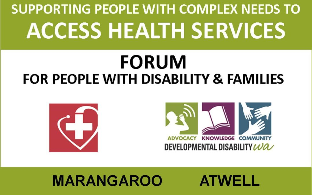 Accessing Health Services for People with Complex Needs
