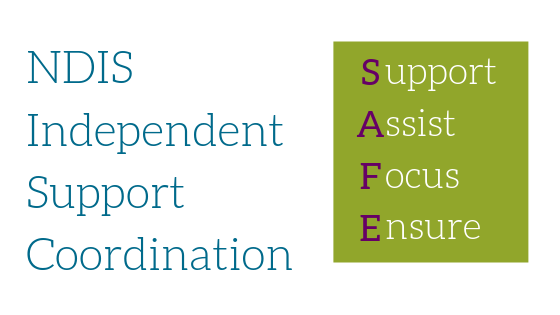 NDIS Independent Support Coordination
