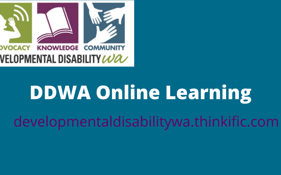 New Online Learning Available