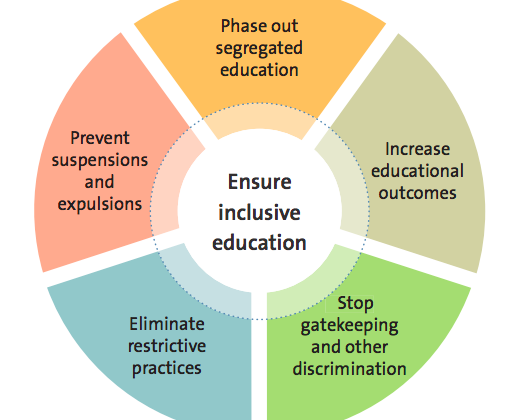 The Australian Coalition for Inclusive Education
