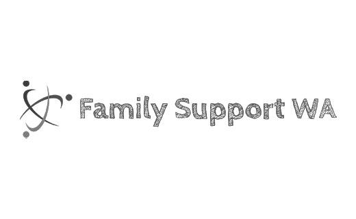 Family Support WA logo