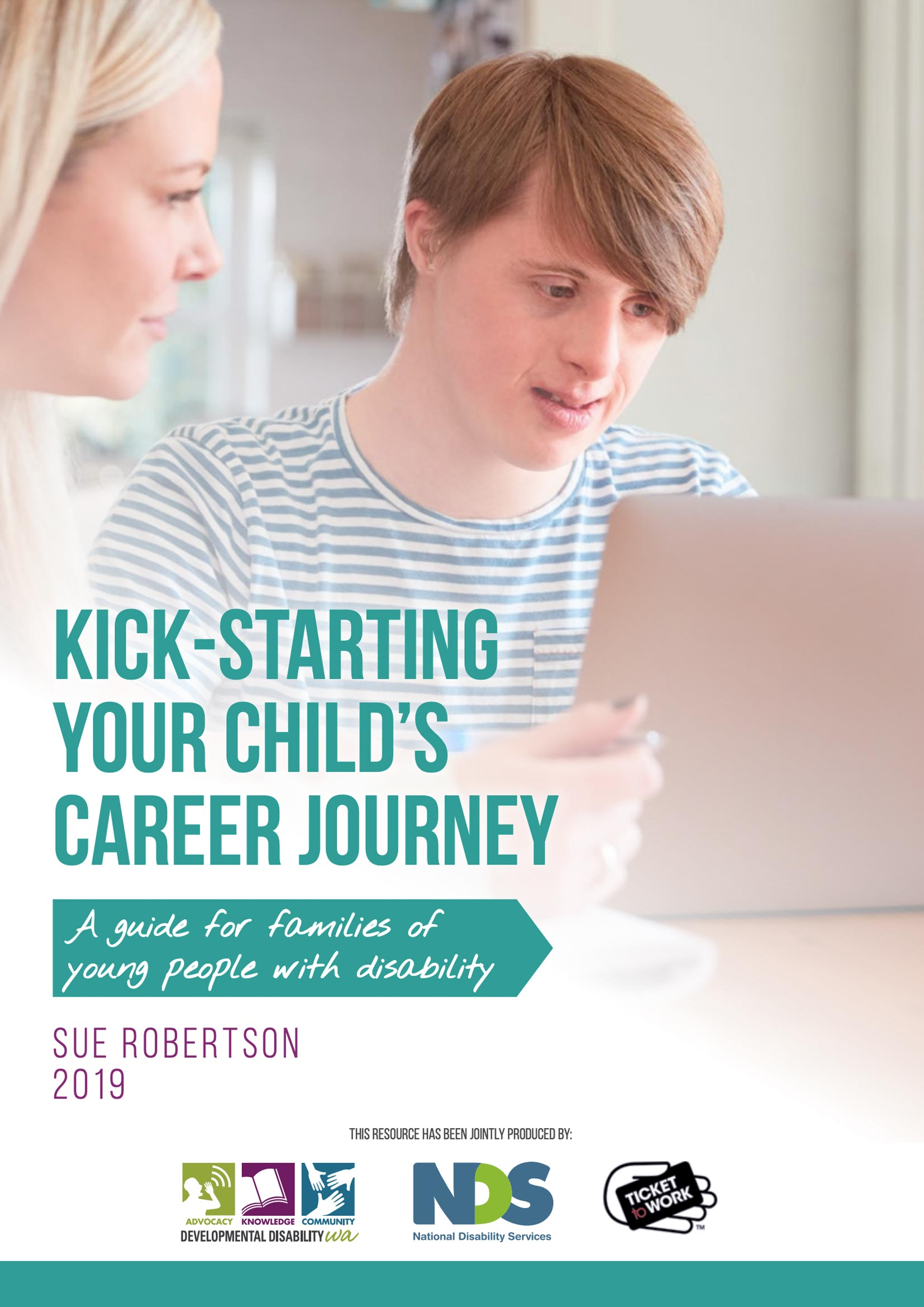 Kick Starting Your Child's Career Journey cover