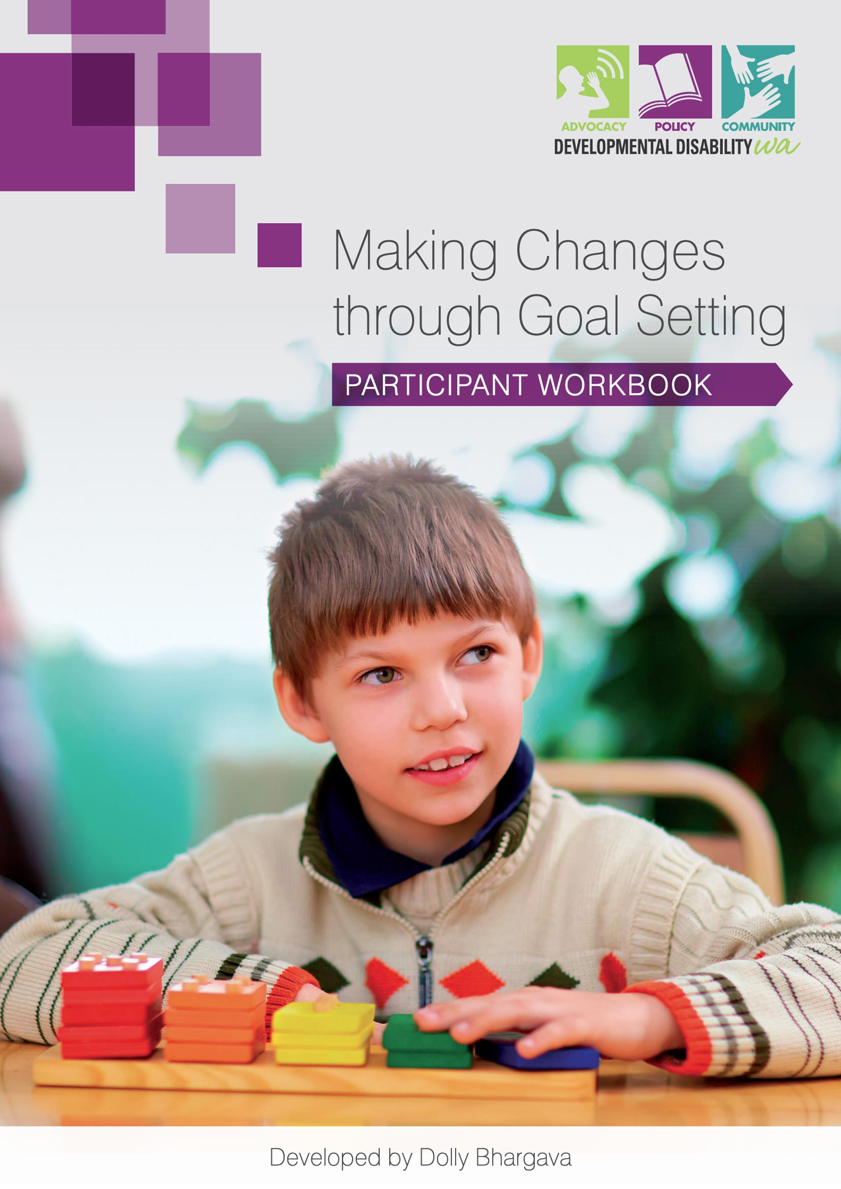 Making Changes Through Goal Setting cover