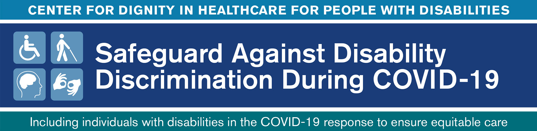 Safeguard Against Disability Discrimination During COVID-19